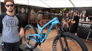 Evil Bike 2017 - Eurobike