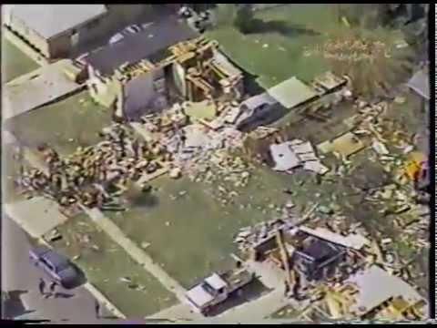 Lemont, Illinois Tornado - March 27, 1991