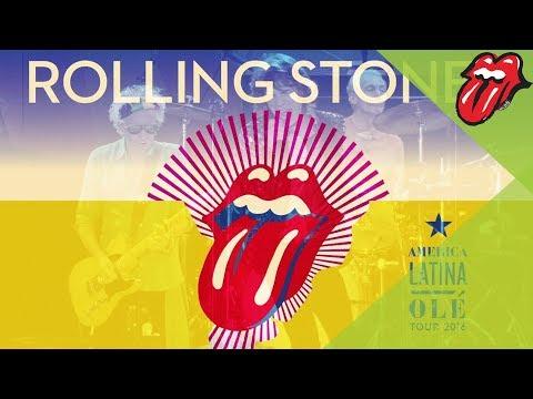 Las exigencias de los Rolling Stones para el camarín del Estadio Único de La Plata