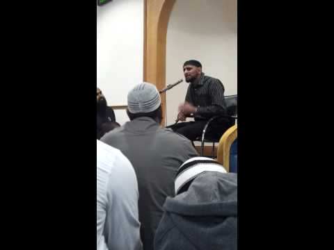 Zain Bhikha @Masjid e Ali, Leicester