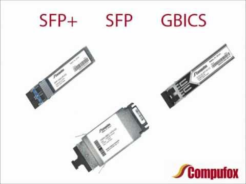 Compufox Optical Transceivers and Cables