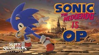 SONIC IS OP! - Super Smash Bros Ultimate Highlights