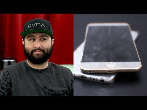 Rumor: Apple iPhone 6 Leaked Housing?