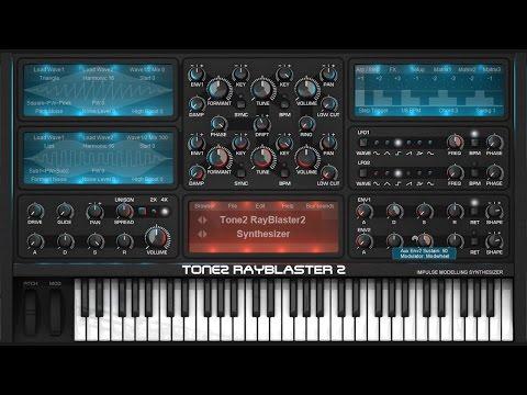 Download  Tone2 RayBlaster2: Factory sounds Gratis, download lagu terbaru