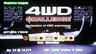 Gran Turismo 3: A-Spec - Part #7 - 4WD Challenge (Beginner)