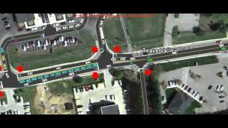 West Teays Elementary School Future Traffic