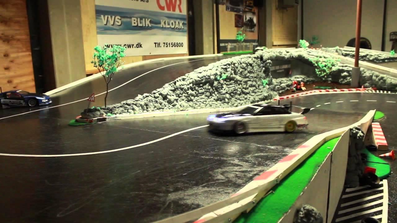 Esbjerg Rc Drift Track Youtube