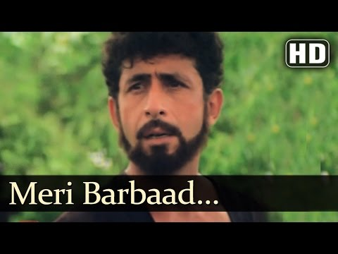Meri Barbaad Mohabbat Pukaare - Lootere Song - Juhi Chawla - Naseeruddin Shah - Mohammed Aziz