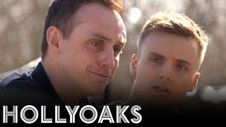 Hollyoaks: James Opens Up To Harry