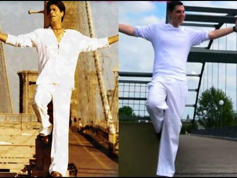 Shahrukh Khans German Fan Reprises Kal Ho Na Ho | New Bollywood...