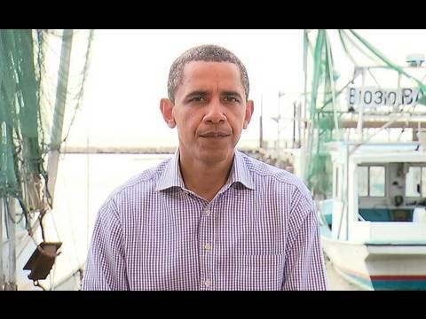 Weekly Address: Speaking from Louisiana on the Oil Spill