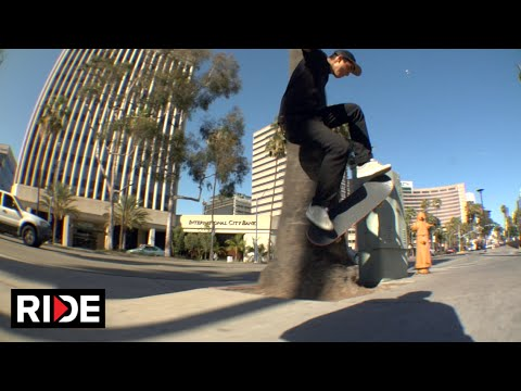 A Day with Didrik Galasso in Long Beach
