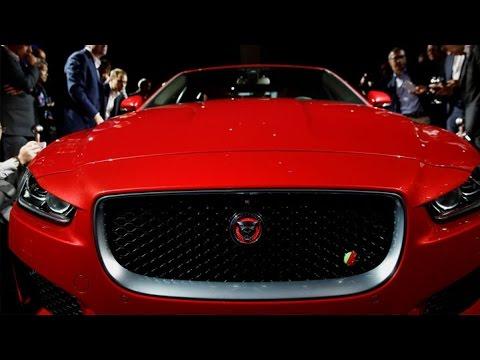 Jaguar's CEO: Car Industry is `Richer' With Google, Apple: