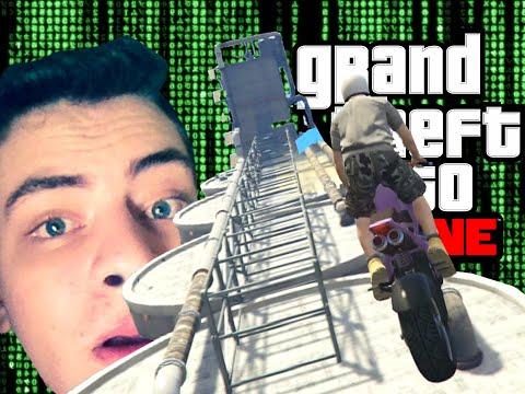 GTA V Online - CAINDO NAS DIBRAGENS DO SISTEMA!