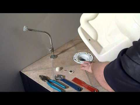 Sani Seal Toilet Gasket- Toilet Installation :: No Mess - Waxless - Repositionable