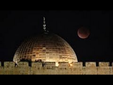BREAKING NEWS OCT 7- 8 2014 - BLOOD MOON LUNAR ECLIPSE TETRAD TONIGHT - ANOTHER BIG SIGN TO ISRAEL?