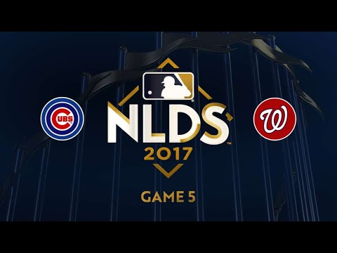 Watch Video Russells four RBIs lead Cubs to NLCS 101217
