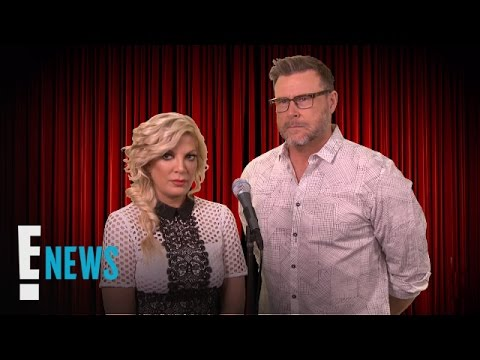 Tori Spelling and Dean McDermott's Tasty Spelling Bee | E! News