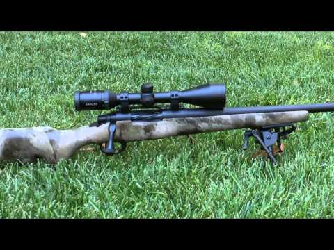GA Precision Non-Typical, long-range hunting rifle