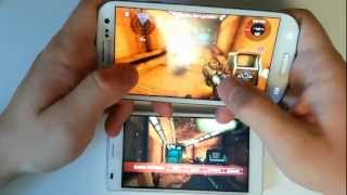 Dead Trigger - LG Optimus 4X HD vs. Galaxy S3 - [Tegra 3 vs. Exynos 4412]