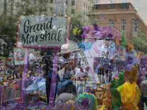 Krewe of Zulu Parade - Mardi Gras 2007