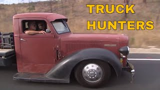 Truck Hunters...Rat Rods on steroids!