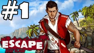 Escape Dead Island Walkthrough Part 1 Gameplay Let's Play Playthrough Review