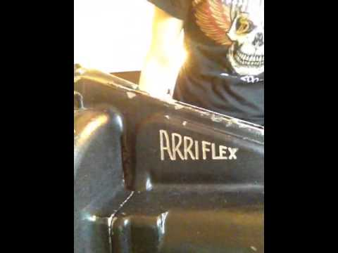 Arriflex Ii c early model 35mm movie camera
