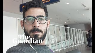 Syrian refugee stuck in a Malaysian airport for four months: 'I can feel my breaking point'