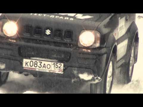 Suzuki Jimny Тест-Драйв