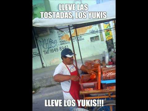 Lleve las tostadas los yukis - Mario