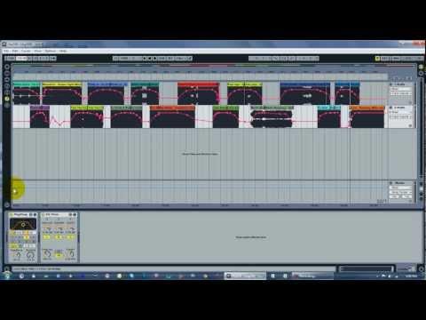 Making a DJ Mix Using Ableton Live