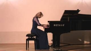 Sergei Rachmaninov Moment Musicaux in b minor Op. 16 No 3