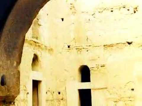Jordan, Syria: Middle East -Travel Video PostCard™