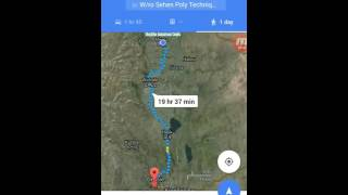 (Amharic) How To Use Gps By Habesha Pc