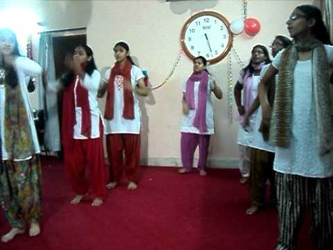Yeshu Tujse Pyar Karta Choreography video
