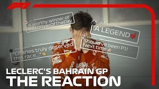 How Leclerc's Dream Weekend Turned To Agony | 2019 Bahrain Grand Prix