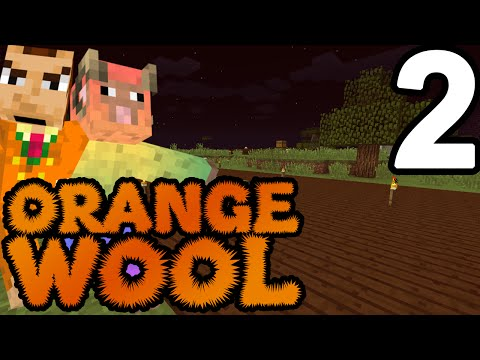 Orange Wool on Mindcrack 2 Season 3