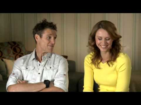 James Cracknell and Beverley Turner discuss Touching Distance