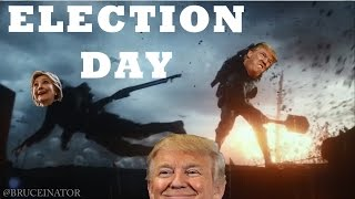 HOW THE ELECTION REALLY WENT DOWN (Battlefield 1 parody)