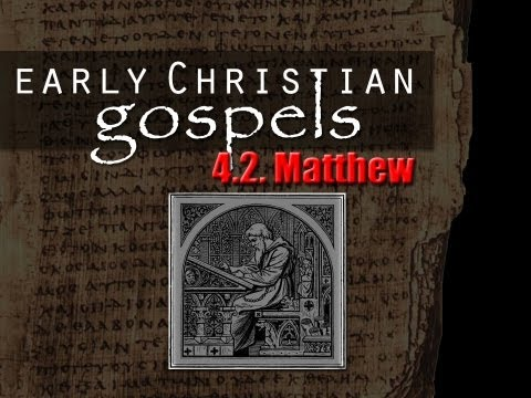 a review of the three synoptic gospels mark matthew and luke