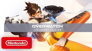 Overwatch Legendary Edition - Announcement Trailer - Nintendo Switch