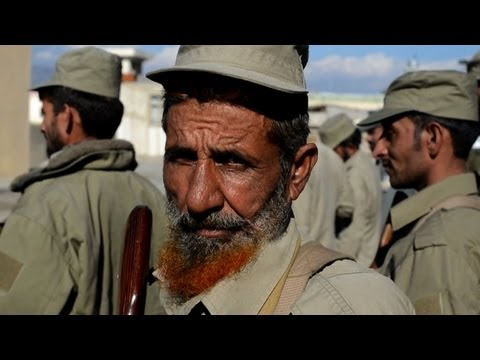 Afghan police, an uncertain player in withdrawal