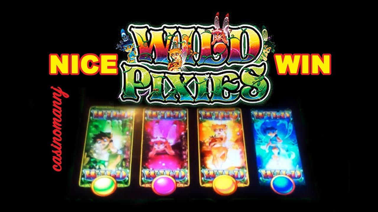 pixies slot machine