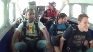 Skydive Sebastian - Thierry's Skydive