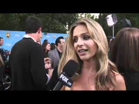 Glee Season 2 Premiere Party - Jessalyn Gilsig