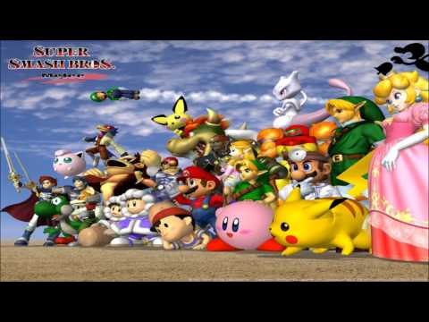 Super Smash Bros. Melee: Mute City