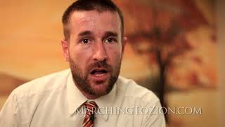 Video: Exposing Judaism: Christians are God's Chosen People - Steven Anderson 2/2