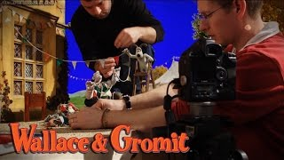 Making Of - National Trust and Wallace and Gromit