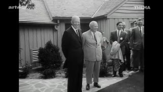 Doku 1959  Chruschtschows Reise durch die USA Deut